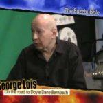 E4 Pt 2 George Lois on The Buzzbubble – The Road to Doyle Dane Bernbach
